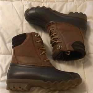 Sperry Shoes - Sperry Kids Duck Boots Size 3